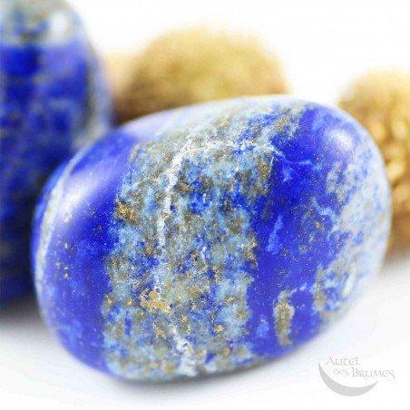 Lapis-lazuli roulée