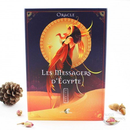 Les messagers d'Egypte